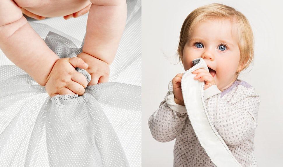 Airology - barnvänligt nättyg som andas