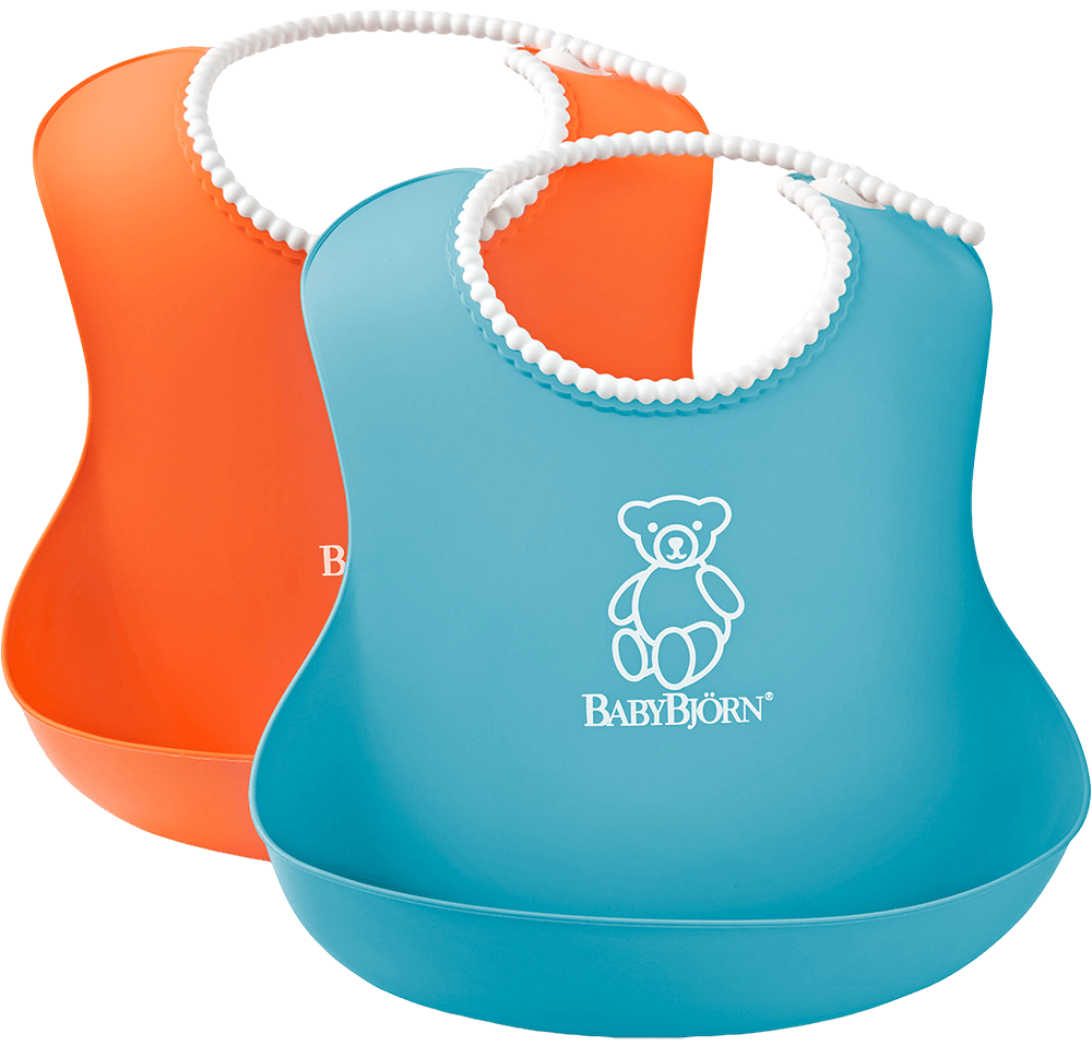 soft-bib-2-pack-orange-turquoise-046207-babybjorn_(1)