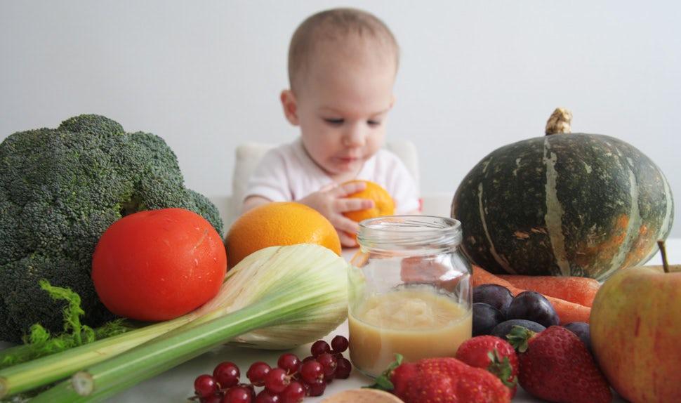 BABYBJÖRN Föräldramagasin – Göra egen barnmat är enkelt, franska bloggaren Christine ger tips och hjälp.