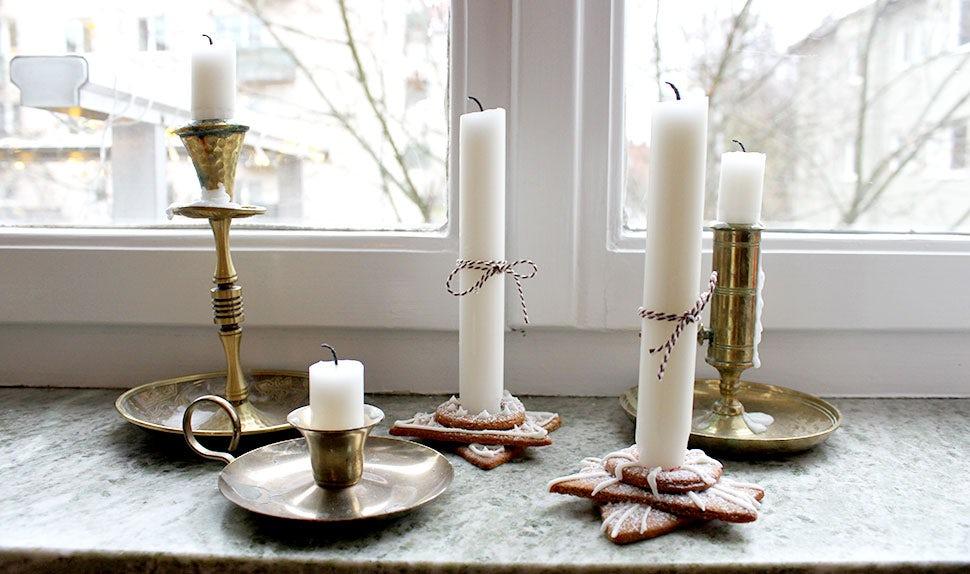 BABYBJÖRN Revista – manualidades navideñas y adornos con galletas de jengibre