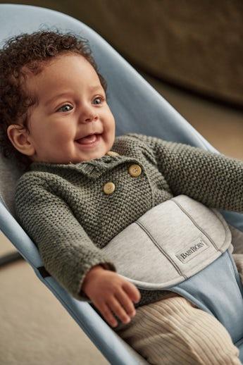 Babywippe Balance Soft, ergonomisch weich und sehr gemütlich für dein Kind - BABYBJÖRN