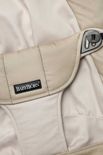 Fabric Seat for Bouncer Balance Soft Kaki Beige - BABYBJÖRN