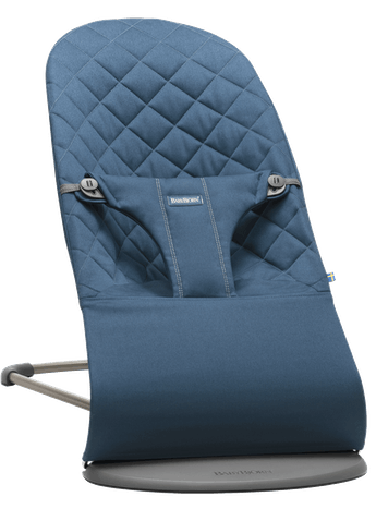 Babysitter Bliss Midnattsblå Cotton - BABYBJÖRN