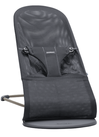 Bouncer Bliss Anthracite Mesh - BABYBJÖRN