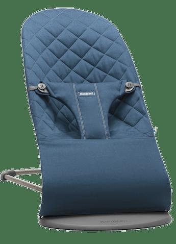Transat Bliss Bleu Nuit Cotton - BABYBJÖRN
