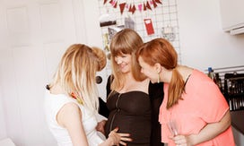 Divertidos juegos e ideas para el baby shower del blog What Mummy Thinks de Michelle Haslett.