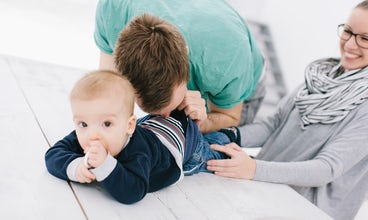 BABYBJÖRN Magazine – Parents with superpowers: they change or 'investigate' hundreds of nappies.