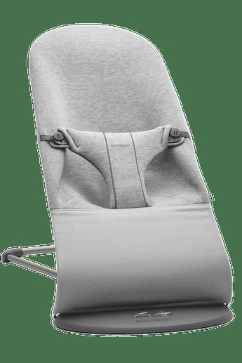 Bouncer Bliss in super soft 3D Jersey - BABYBJÖRN