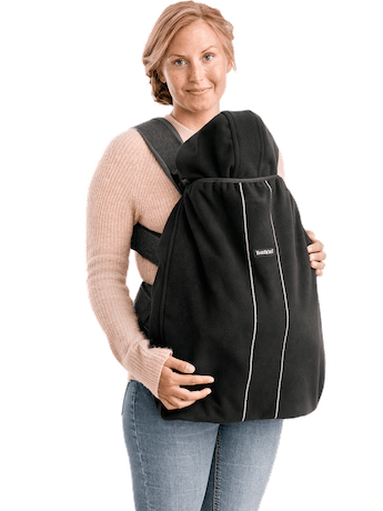 Cover for Baby Carrier Black - BABYBJÖRN