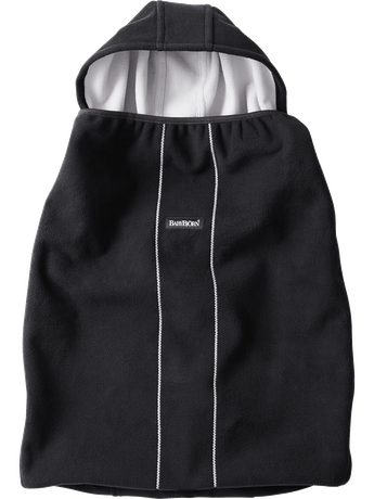 Windproof cover for Baby Carrier in Black - BABYBJÖRN