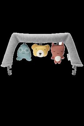 Spielzeug für Babywippe – Weiche Freunde - BABYBJÖRN
