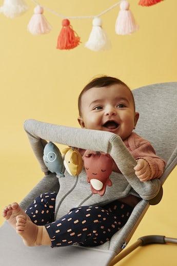 Spielzeug Für Babywippe Weiche Freunde - BABYBJÖRN
