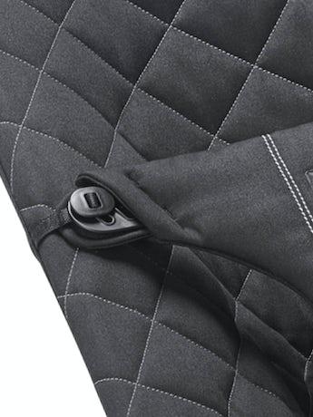 Zusätzlicher Stoffsitz für Babywippe Bliss Schwarz Baumwolle - BABYBJÖRN