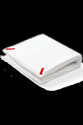 mattress-for-travel-cot-light-white-900635-folded-babybjorn