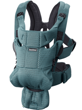 Baby Carrier Move Sage Green 3D Mesh - BABYBJÖRN