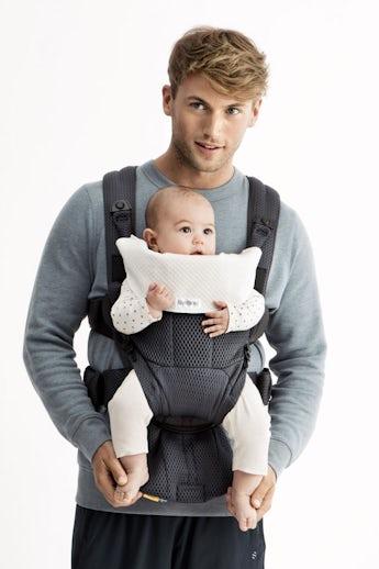 Babytrage Move Anthrazitgrau 3D Mesh - BABYBJÖRN