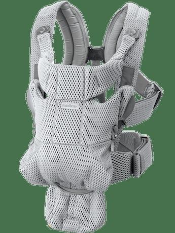 Babytrage Move Grau 3D Mesh - BABYBJÖRN