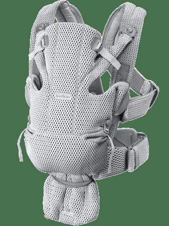 Porte-bébé Move Gris en Mesh 3D - BABYBJÖRN