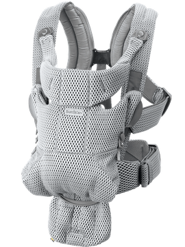 Baby Carrier Move in Grey soft and airy 3D Mesh - BABYBJÖRN