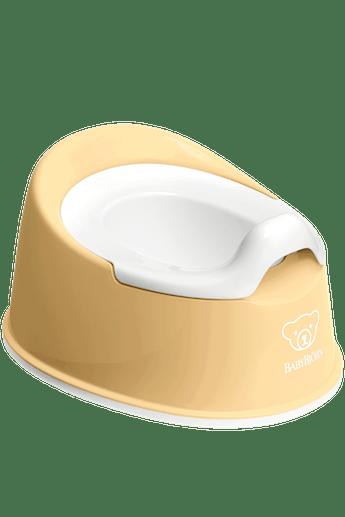 Smart Potty Powder Yellow White - BABYBJÖRN