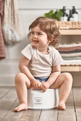 Smart Potty White Grey - BABYBJÖRN