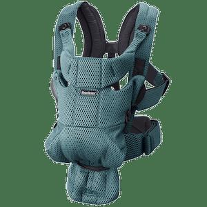 Bæresele Move Grågrönn 3D Mesh - BABYBJÖRN