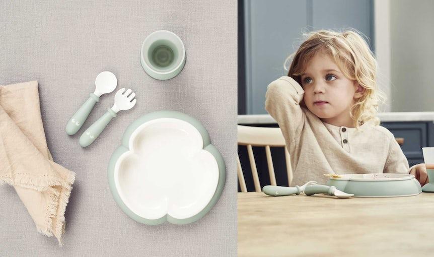 Écrivez un commentaire et gagnez L'ensemble repas Bébé de BABYBJÖRN