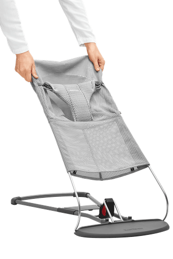 Fabric Seat for Bouncer Bliss in soft and airy Mesh - BABYBJÖRN