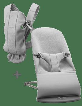 Start Kit Petit pour Nouveau-nés en Jersey 3D - BABYBJÖRN