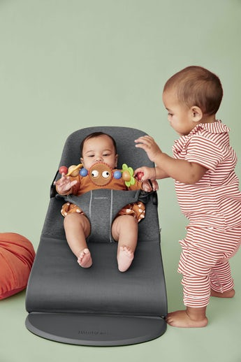 Babywippe und Spielzeug Fröhliche Augen - BABYBJÖRN
