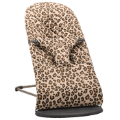 Babywippe Bliss Leopard Cotton