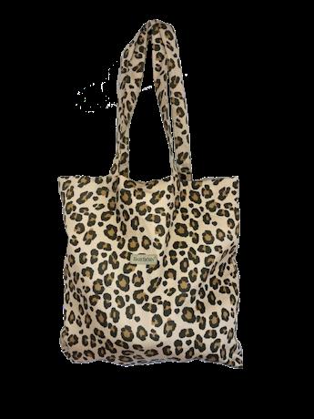 Tote bag leopard