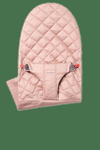 Zusätzlicher Stoffsitz für Babywippe Bliss in Altrosa Baumwolle - BABYBJÖRN