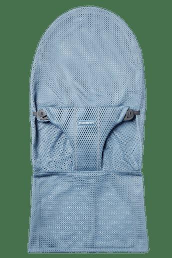 Asiento de tela Adicional para Hamaca Bliss en Azul Pizzara Mesh - BABYBJÖRN
