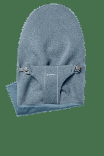Asiento de tela Adicional para Hamaca Bliss en Azul Grisáceo 3D Jersey - BABYBJÖRN