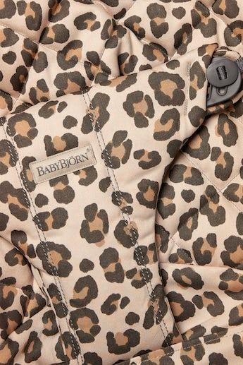 Asiento de tela Adicional para Hamaca Bliss en Beige/Leopardo Cotton - BABYBJÖRN