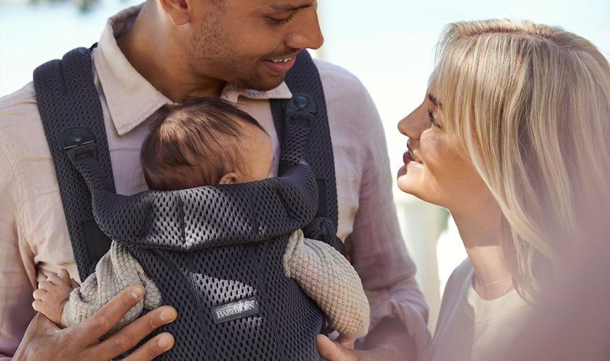 Trouvez votre porte-bébé idéal